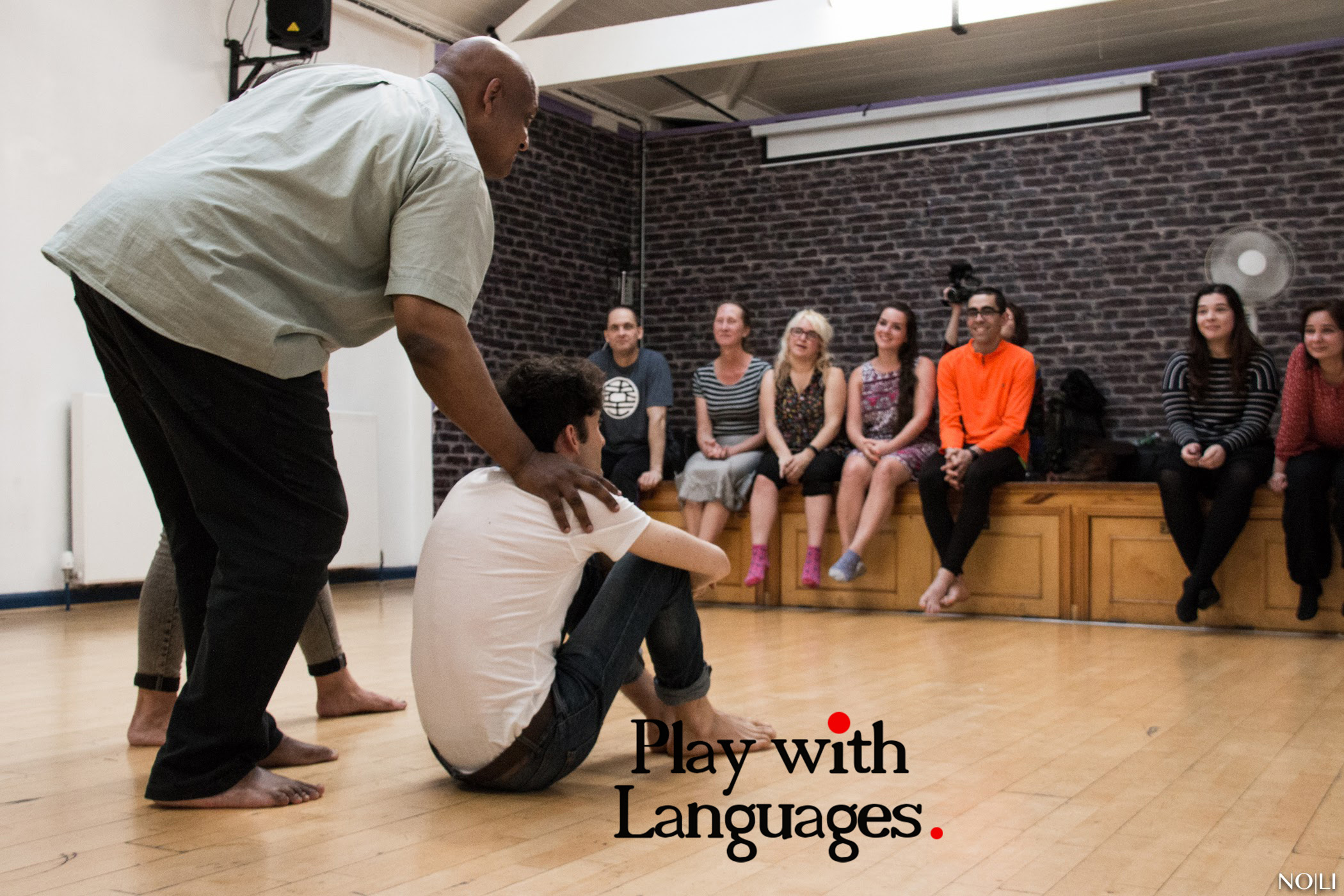 Learn German through Acting (for Adults!) - Taster class by Play with Languages - languages in London