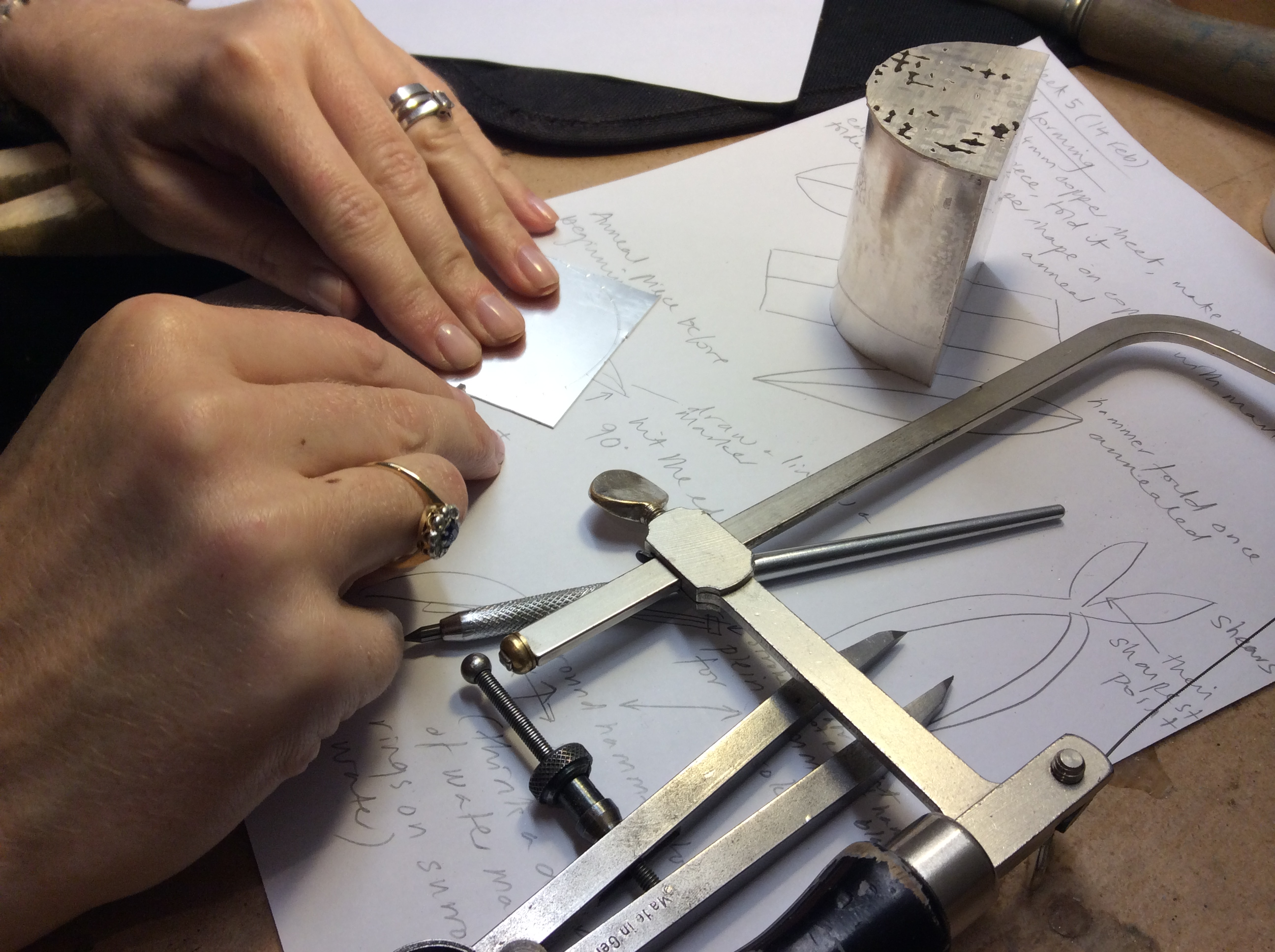 Beginners Jewellery Evening Course - 5 weeks by VS Jewellery School - crafts in London