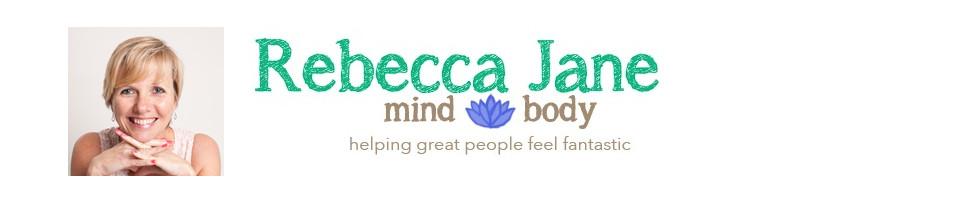 Rebecca Jane Mind Body undefined classes in London