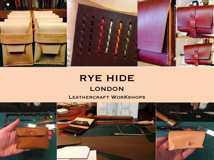 Rye Hide London undefined classes in London