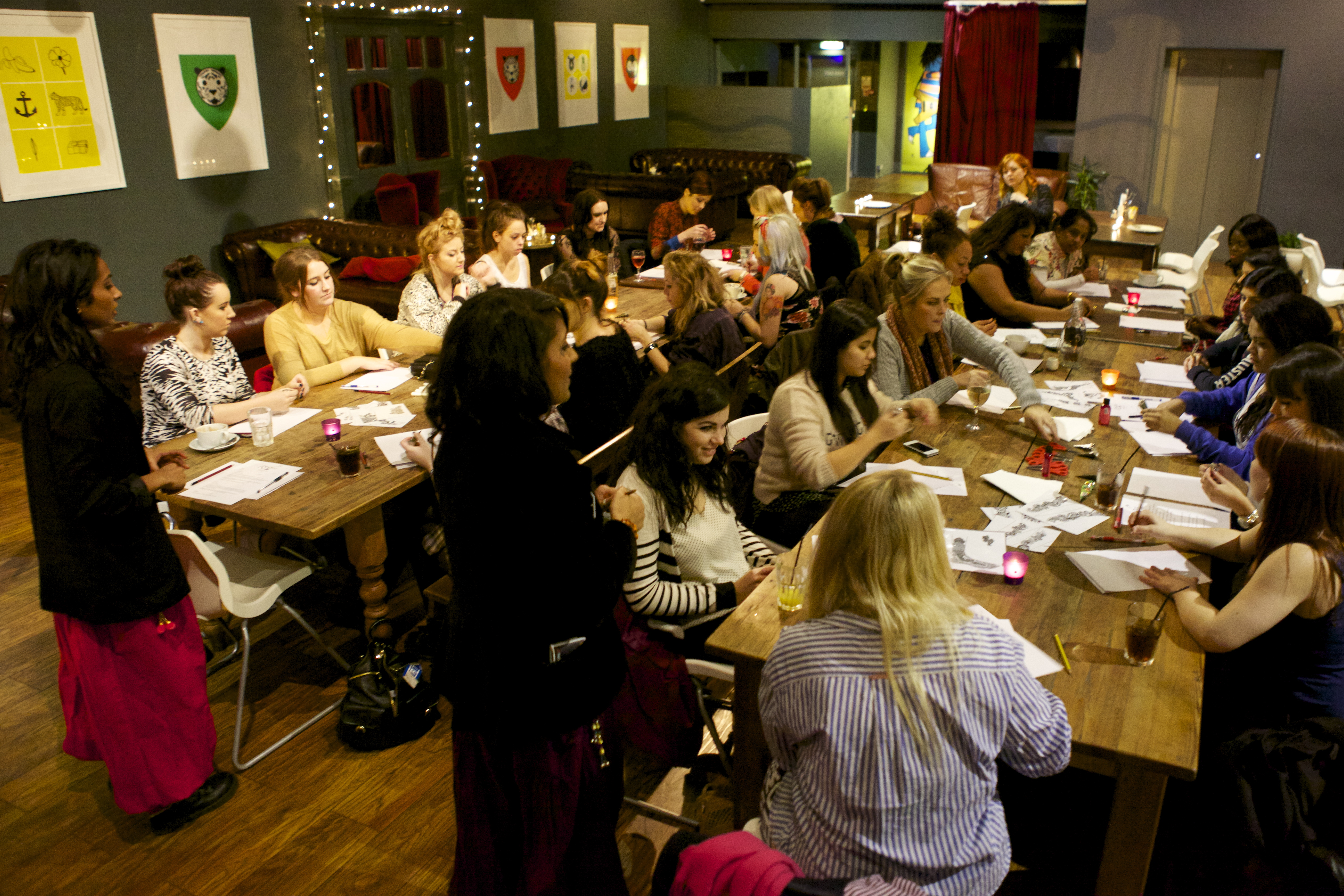 Beginners Henna Painting Workshop by RuShee - mindfulness-and-wellbeing in London