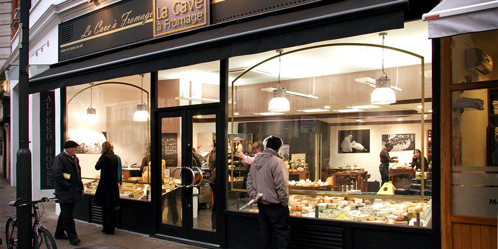 Cheese and Wine Tasting Class in South Kensington by La Cave à Fromage: South Kensington - drinks-and-tastings in London