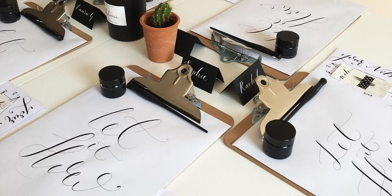 Kirstie Bird Calligraphy undefined classes in London