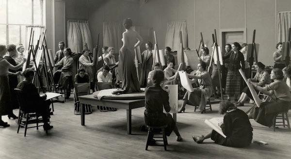 Life Drawing Classes in Sydenham by TigerZsu Art - art in London