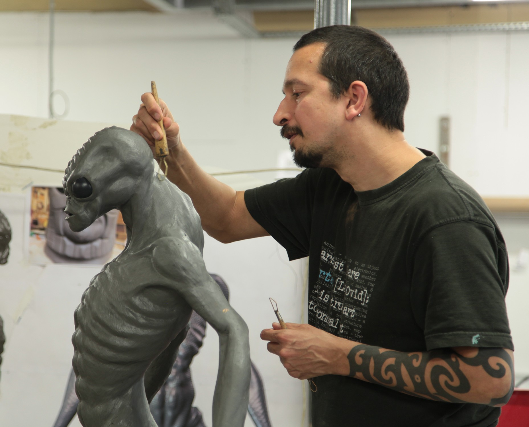 Fantasy Sculpting  by Stephen McClure - art in London