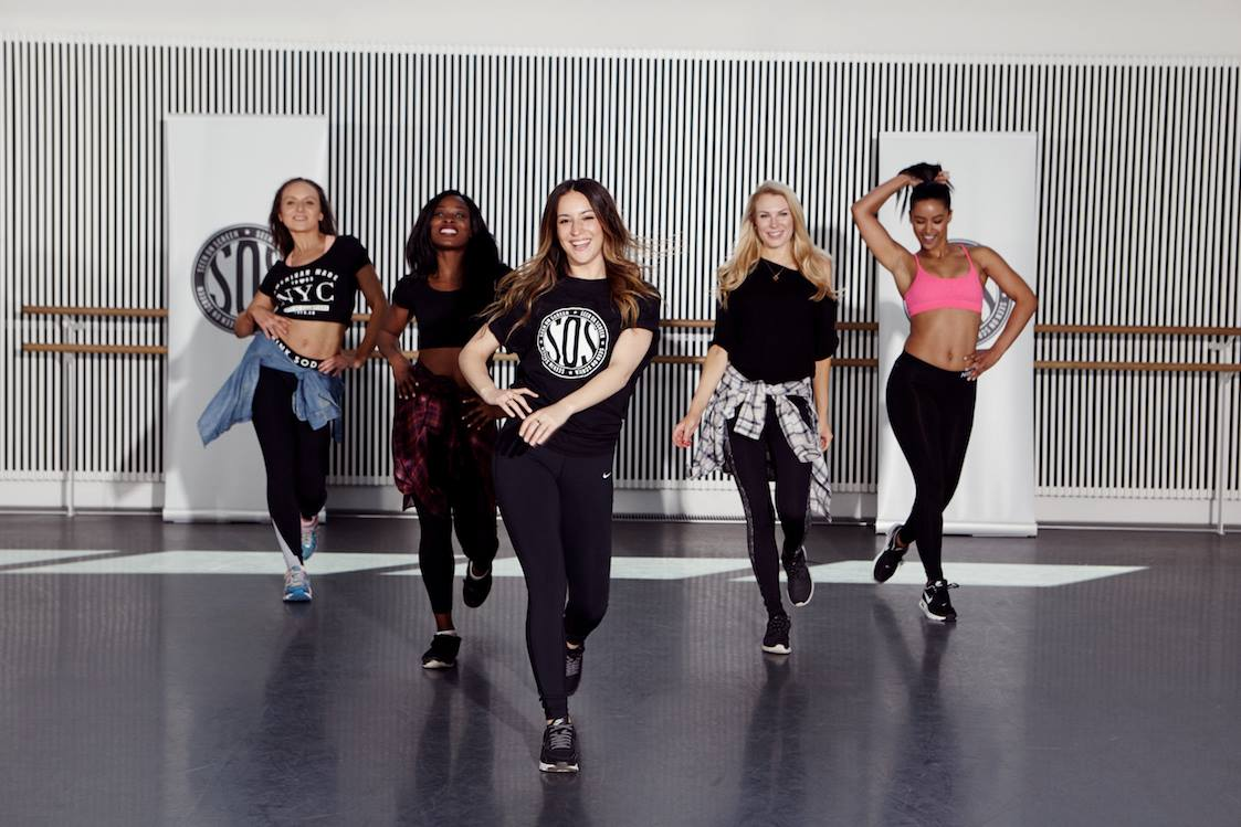 Commercial Dance Class by Seen on Screen - dance in London