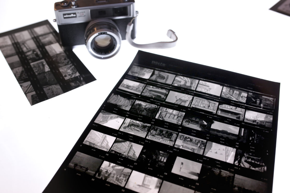 Private black & white film developing workshop by Bright Rooms, Darkroom & Studio - photography in London