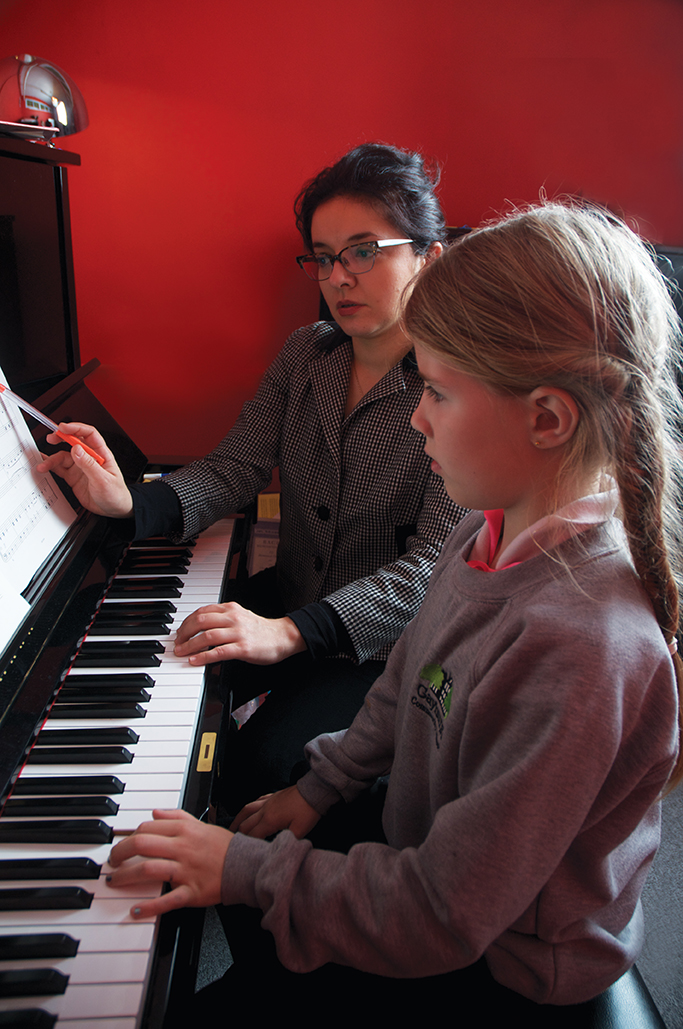 Play Basic Lessons with East London Piano by East London Piano - music in London