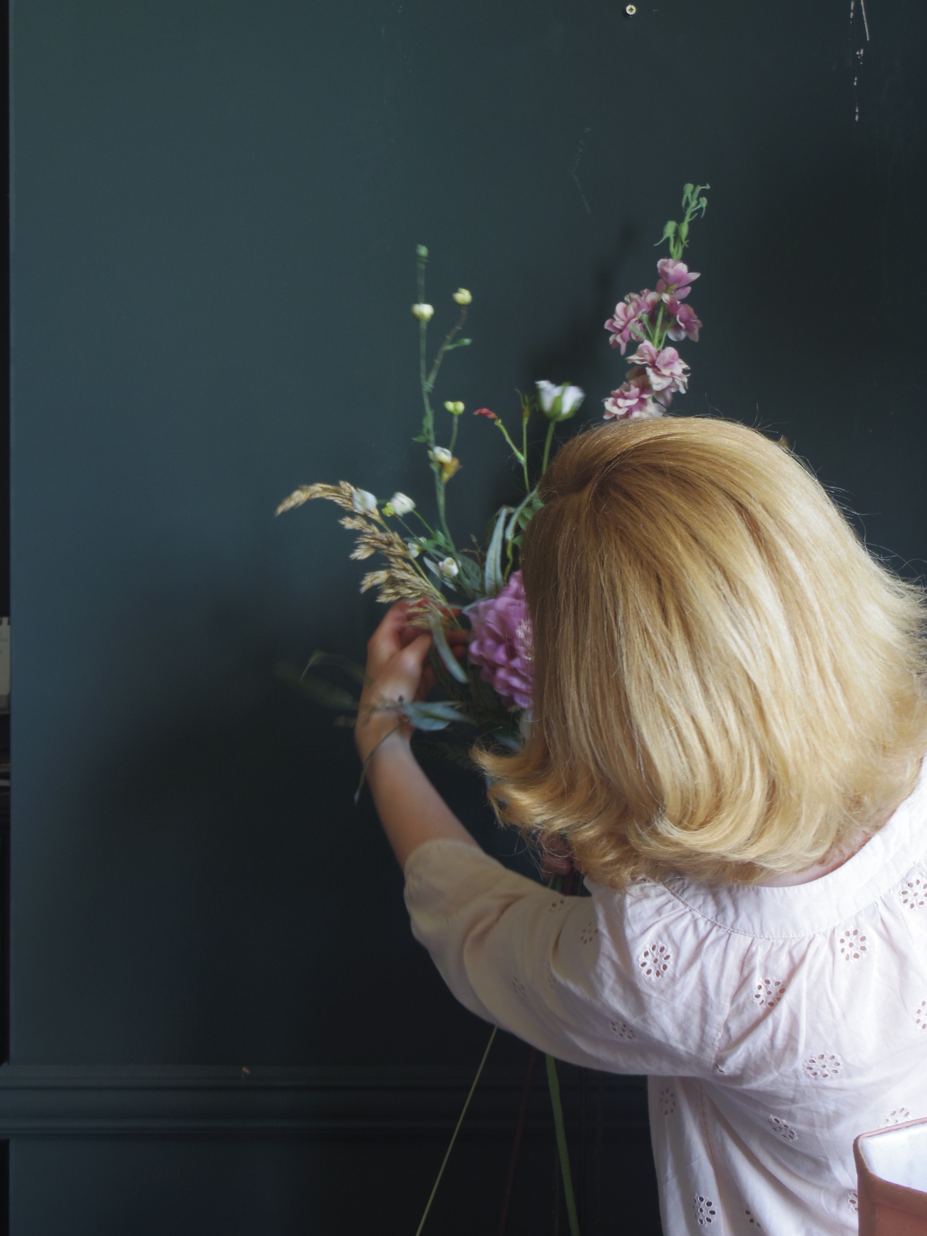 Christmas Wreath Workshops by Lewis Rose Flowers - crafts in London