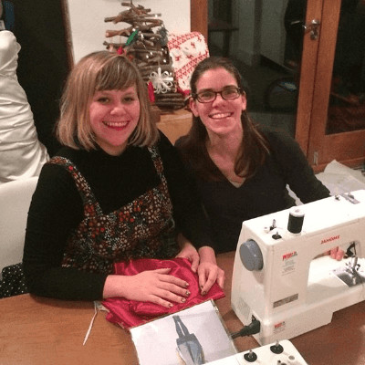 Learn to Sew a Beach Bag by Make Mee Studio - crafts in London