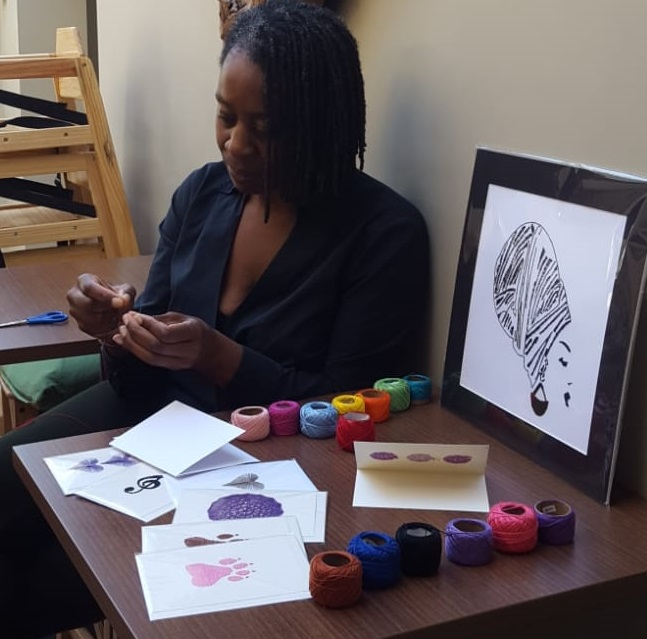 String Art Card-Making Workshop by Funky String Art - crafts in London