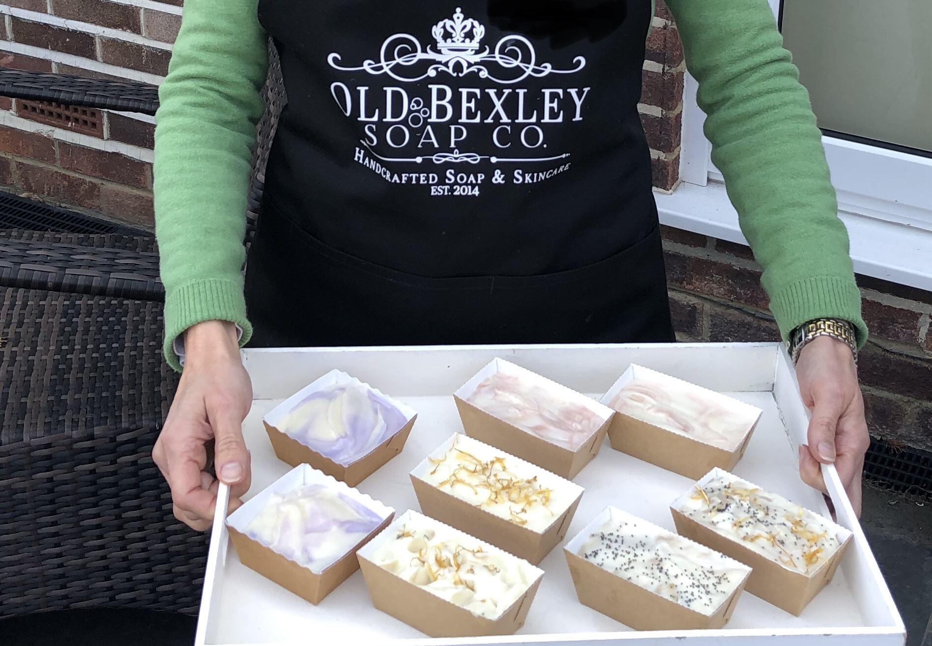 Beginners Candle Making Course with Afternoon Tea by Old Bexley Soap Co. - crafts in London
