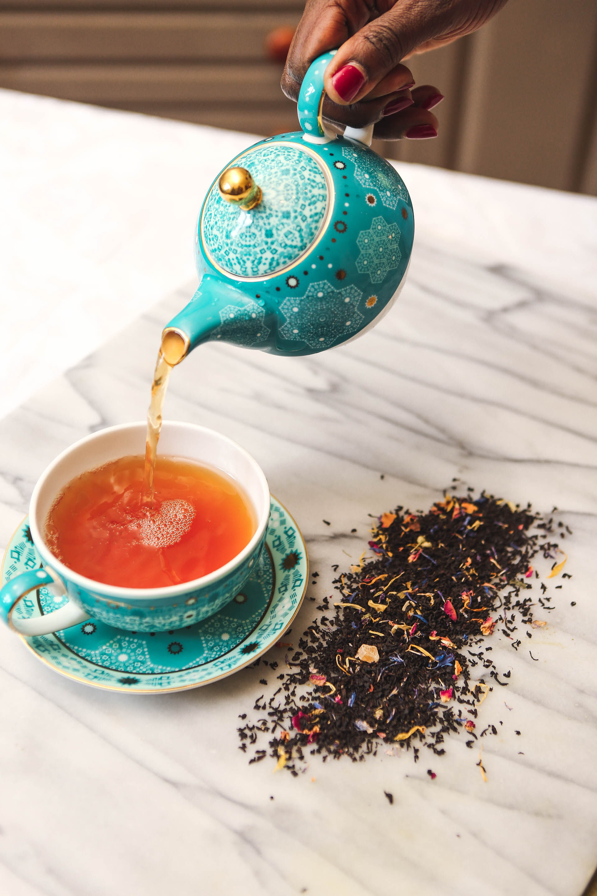 Certified Tea Sommelier Course. Tea 101 - 108.  by Cambridge Tea Academy - drinks-and-tastings in London