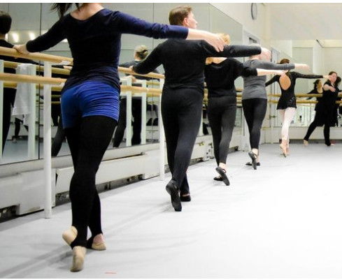 Everybody Ballet undefined classes in London