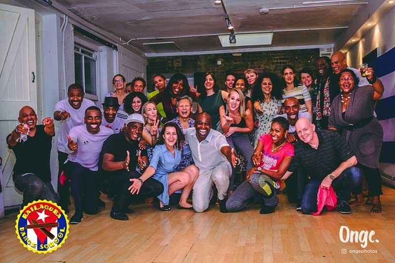 Rum & Rumba Workshop by Baila Cuba Dance School - dance in London