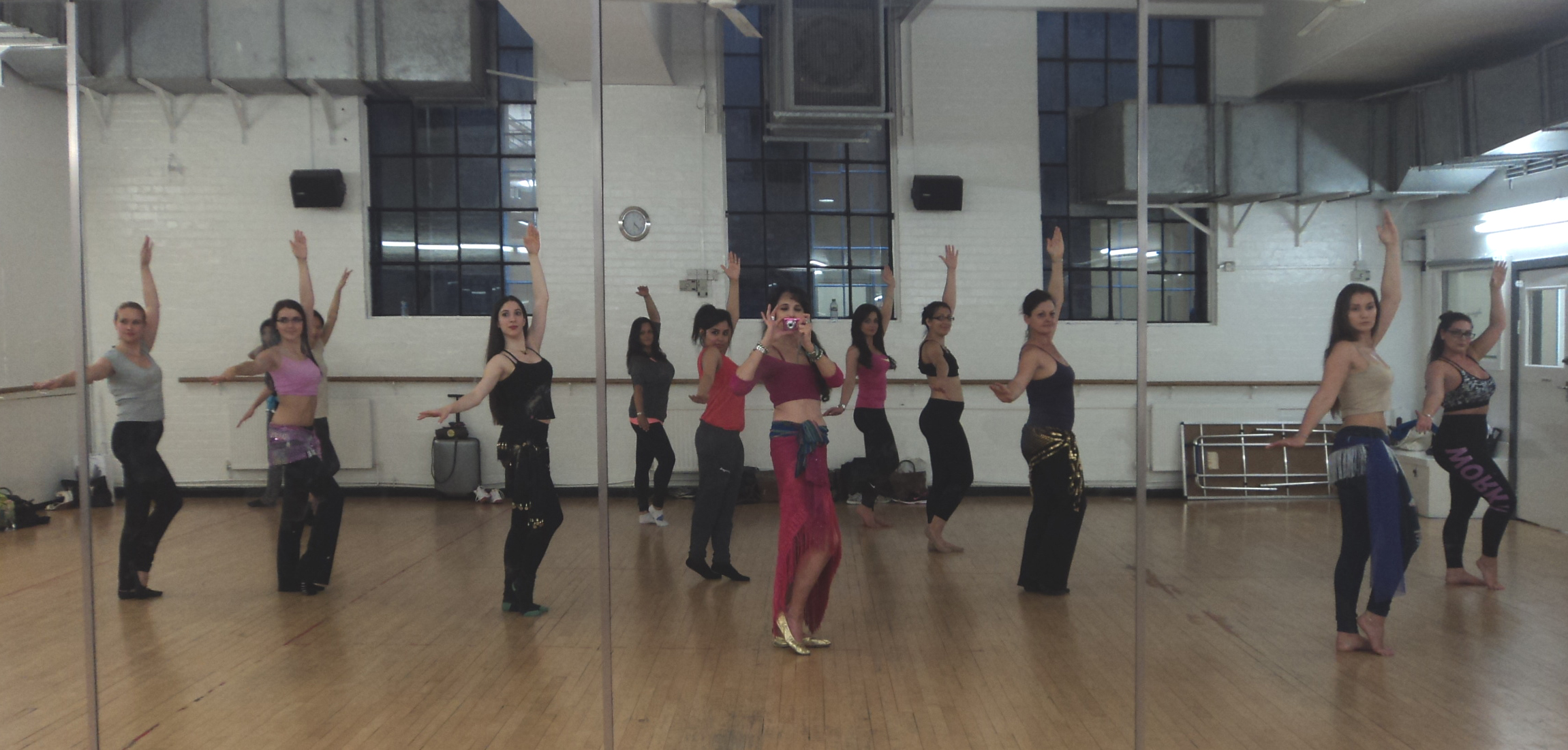 Egyptian Bellydance - Level 2 by Asmahan Dance - dance in London