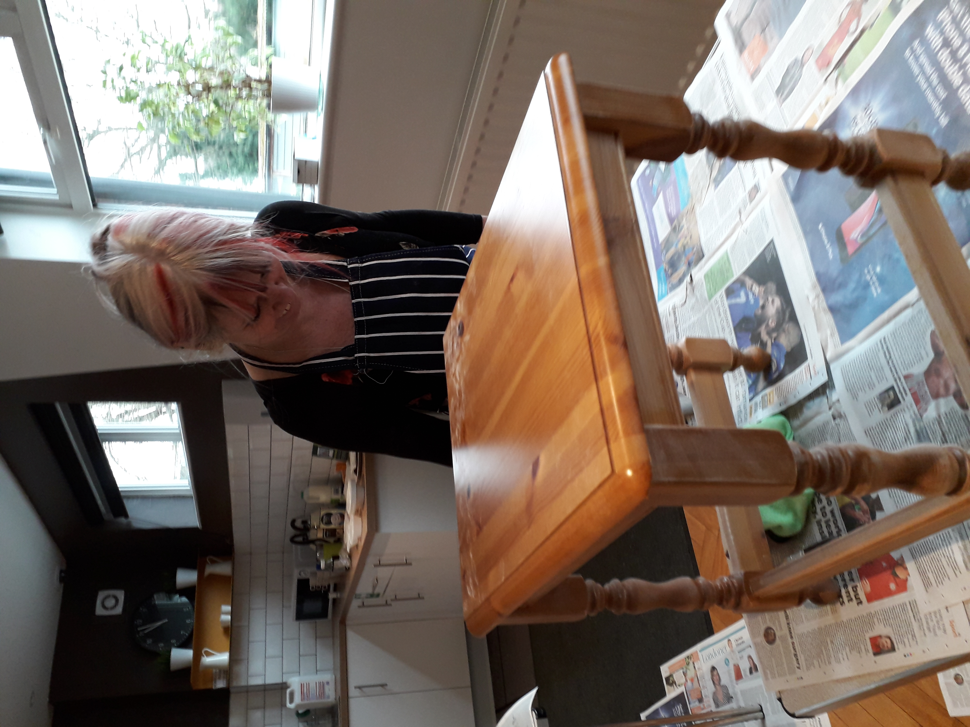 Upcycling Furniture Workshop by Touch Wood Vintage Designs - crafts in London