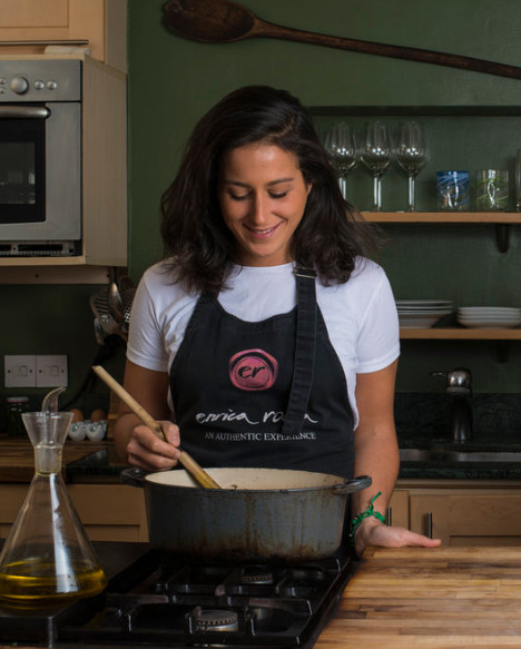 Italian Cooking Class with Portobello Market Tour by Enrica Rocca - food in London