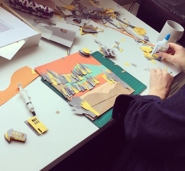 Silvina De Vita - My Papercut Forest undefined classes in London