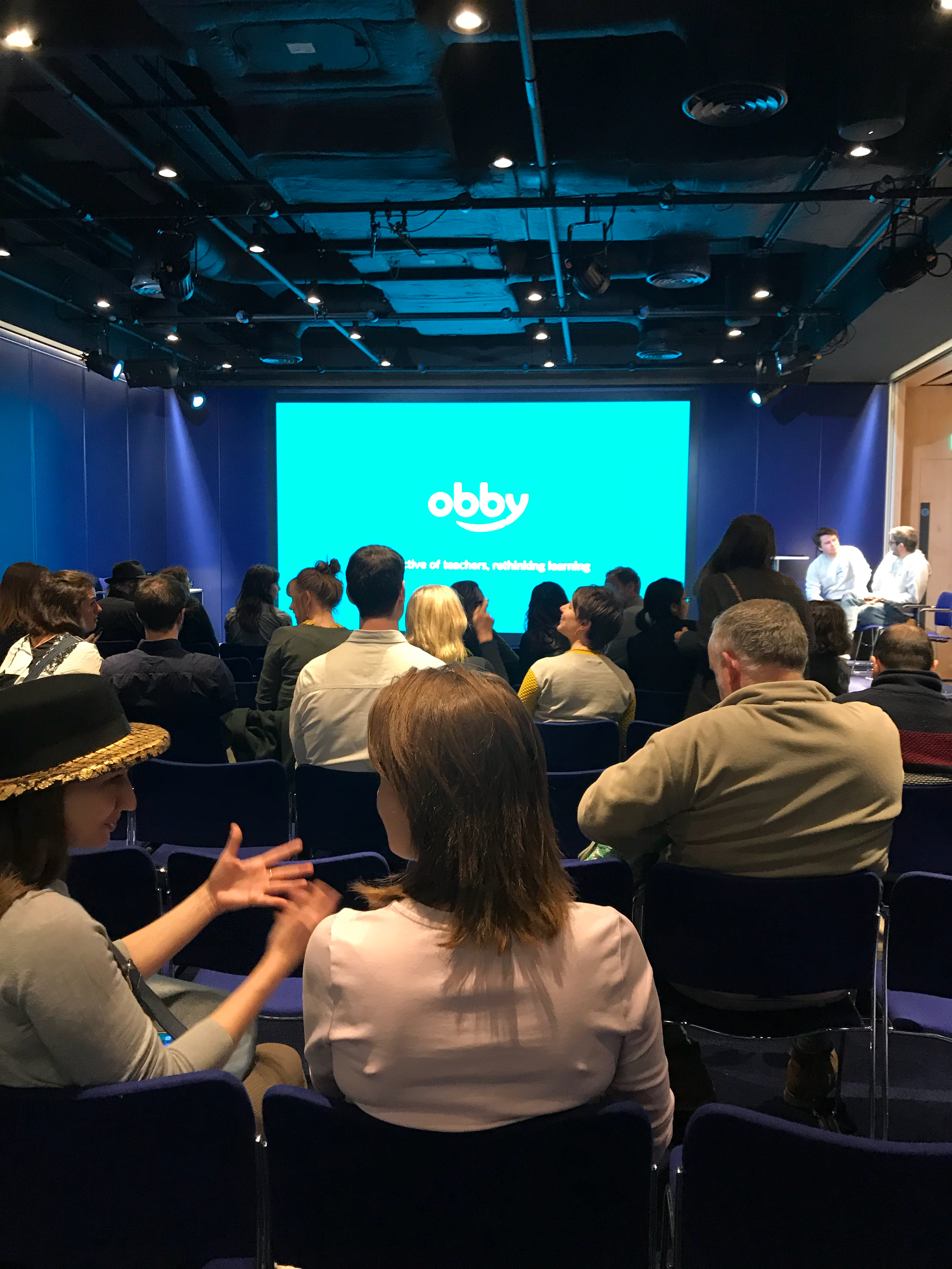 Obby Partners undefined classes in London
