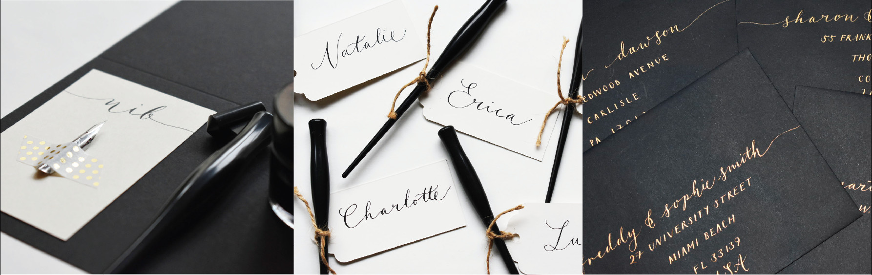 Wedding Calligraphy Workshop by Babooche Calligraphy - art in London