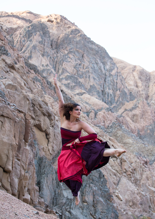 Hilde Dancer undefined classes in London
