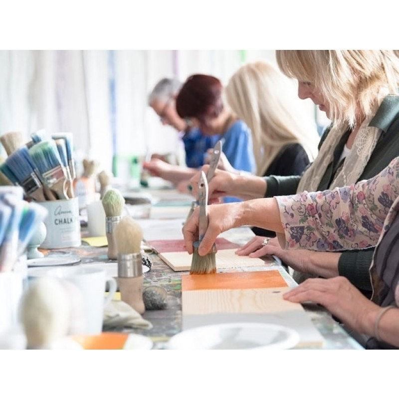 Paint Workshop Day by HAYGEN - crafts in London