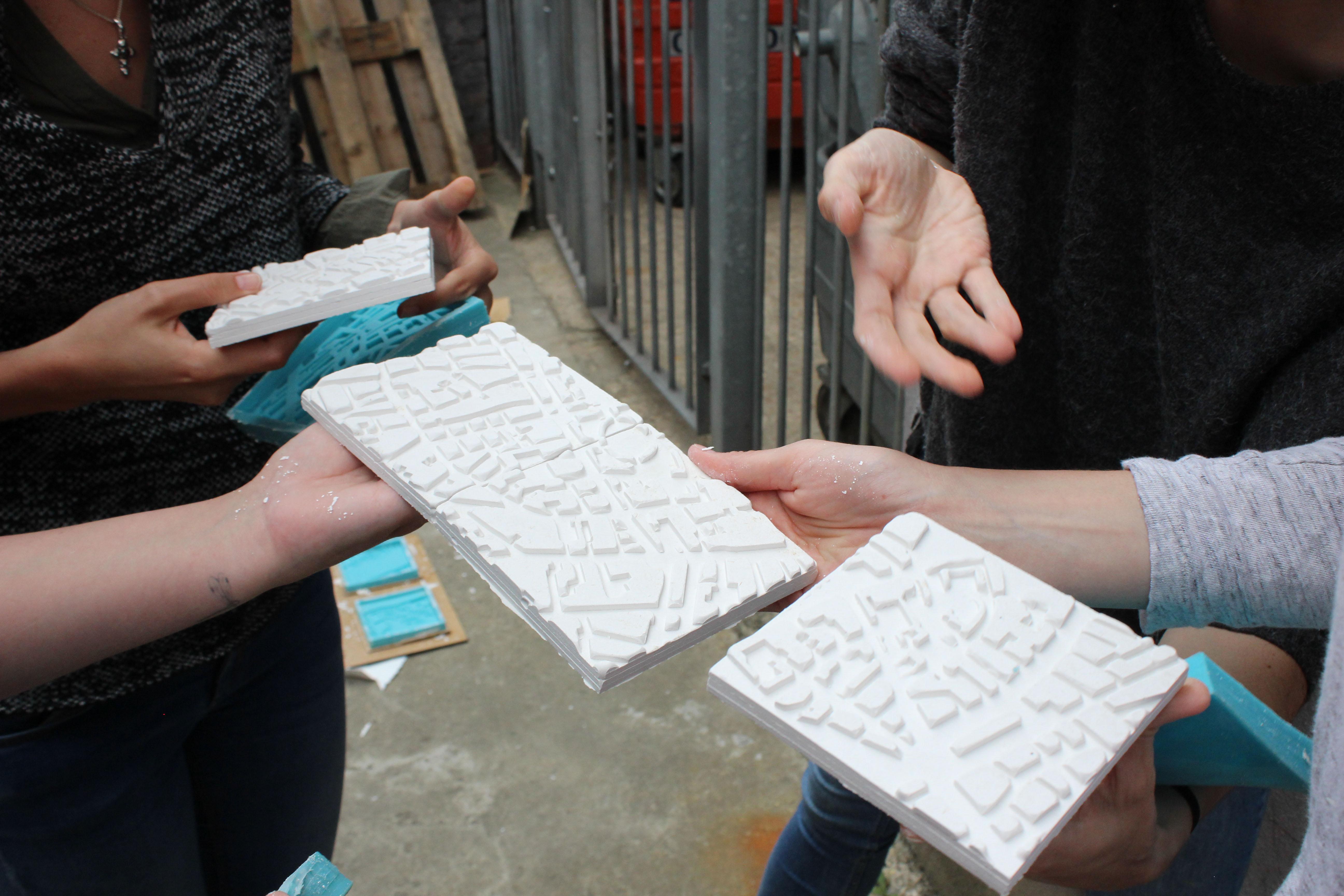 Architecture Model Making by Atelier La Juntana - crafts in London