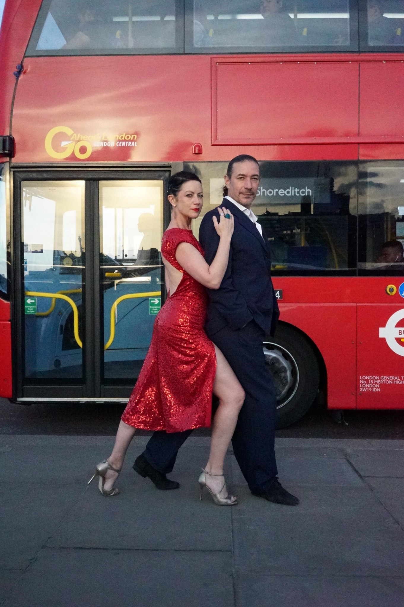 Argentine Tango - Technique/Improvers by Tango y Nada Mas - dance in London