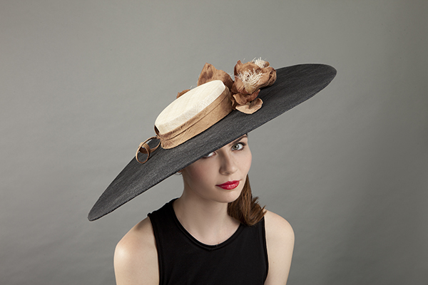 Fabric Covered Hat Course by Judy Bentinck Millinery - crafts in London
