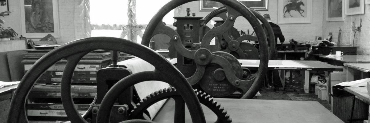 Artichoke Printmaking - Obby