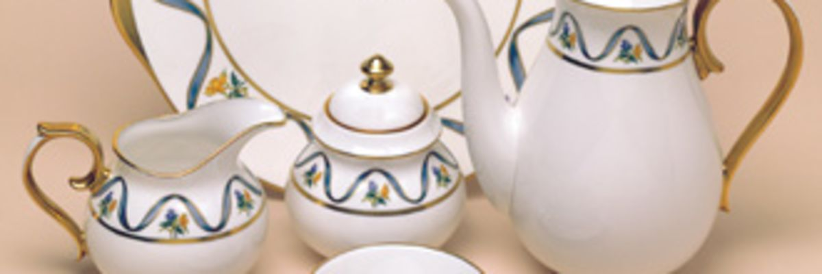 Marisa D'Aprano Porcelain Art Studio