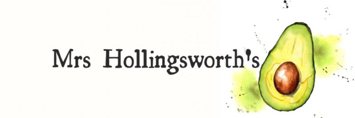 Mrs Hollingsworth's is a gluten, dairy and refined sugar free blog, caterer and passionate teacher created by Emma Hollingsworth.