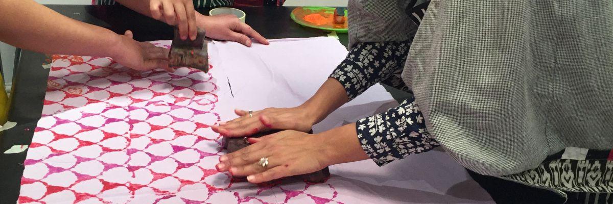 Susannah Cartwright Textile Workshops