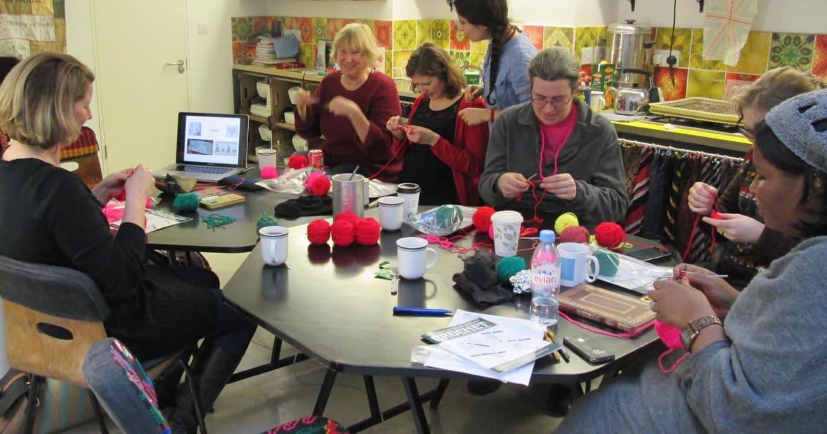 Beginner Crochet Class With Aikeda Watson Full Day Obby