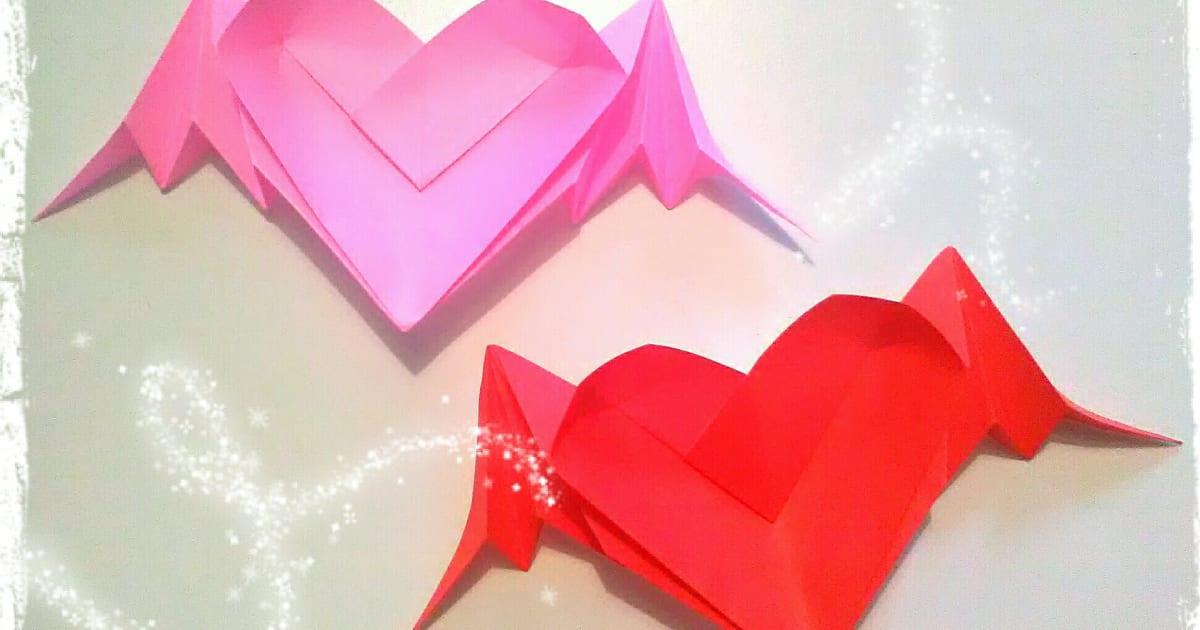 Origami Valentine Obby
