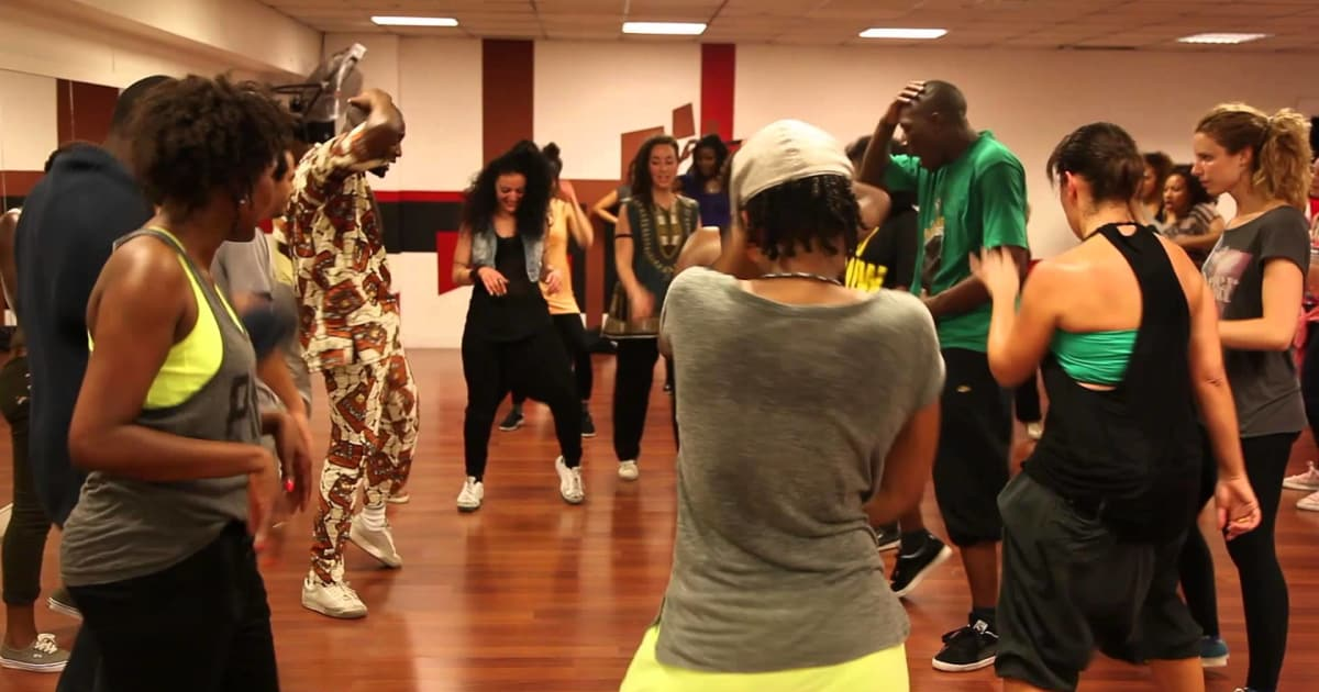 Beginner Afrobeat Dance Class for adults (limited spaces) | Obby