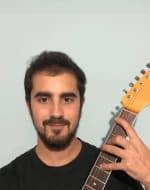 Beginners Guitar Lessons with Petros Stathatos by Petros Stathatos - music in London