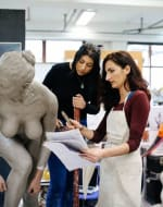 Life Modelling Evening Course by The Figurative Sculpture School - art in London