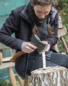London Green Wood crafts classes in London