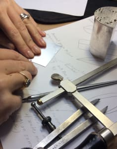 VS Jewellery School crafts classes in London