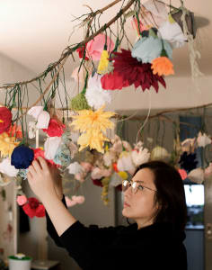 Pom Pom Factory crafts classes in London