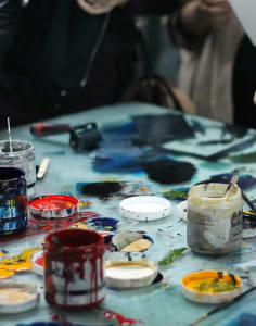 Art Jar crafts classes in London