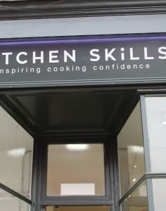 Kitchen Skills food classes in London