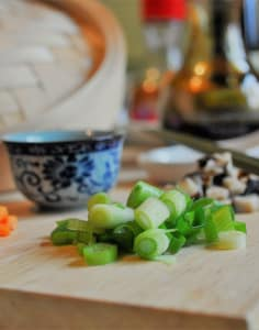 The Dumpling Muse food classes in London