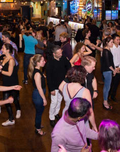The Latin Collective dance classes in London
