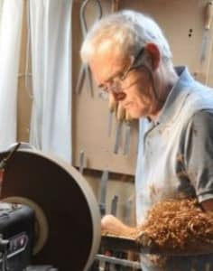 Terry Vaughan crafts classes in London