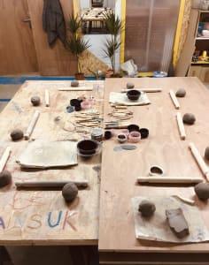 Stuff and Fings | Ceramics Workshops art classes in London