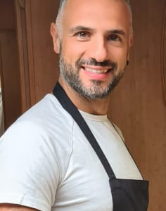 Cook with Luca food classes in London