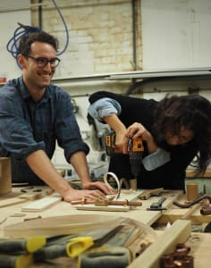 Goldfinger Factory crafts classes in London